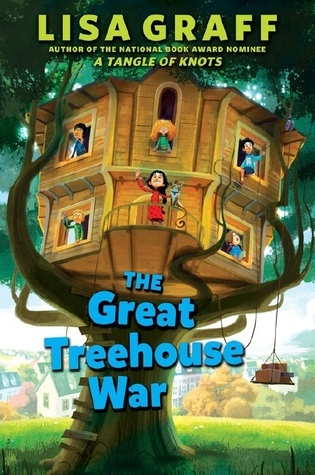 great treehouse war