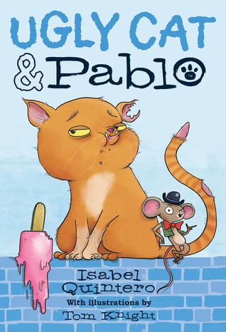 ugly cat and pablo