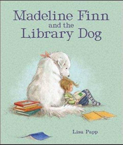 library dog