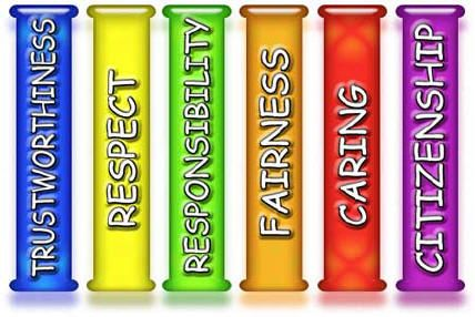 Image result for pillars of character counts